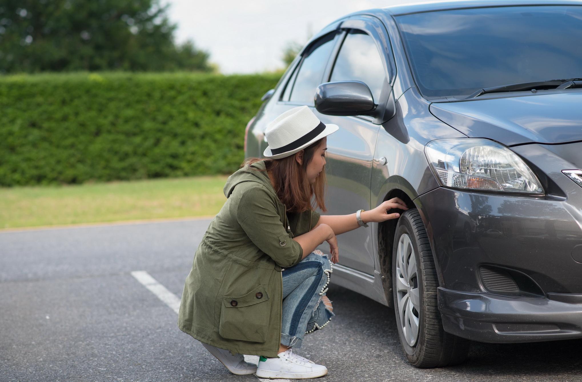 การดูแลรถยนต์