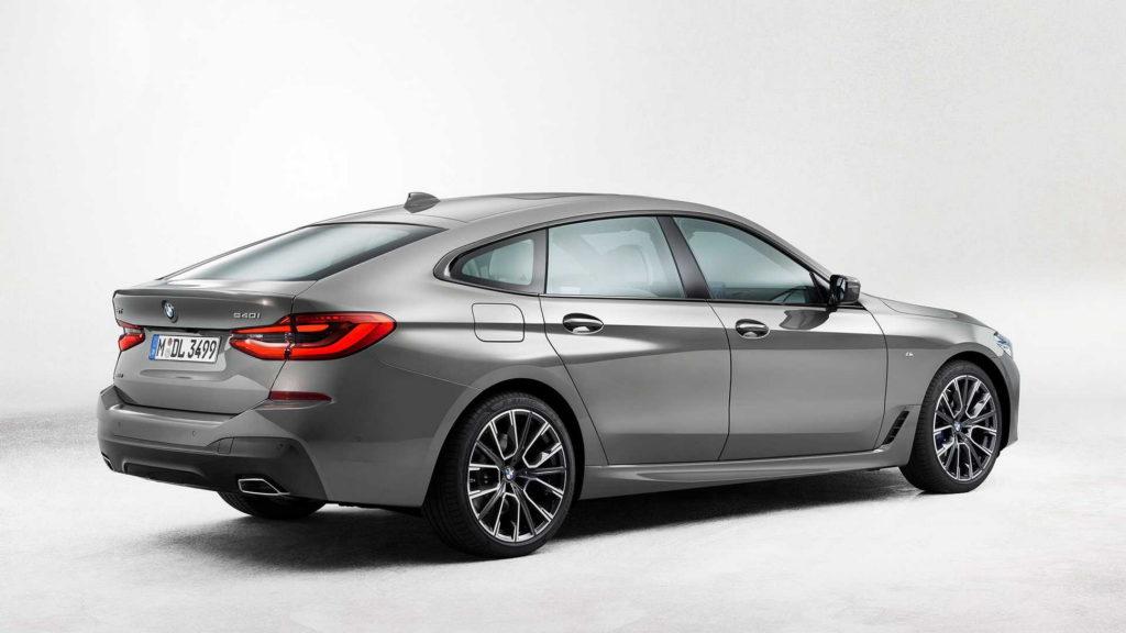 BMW เปิดตัวรถใหม่ - ด้านขวา