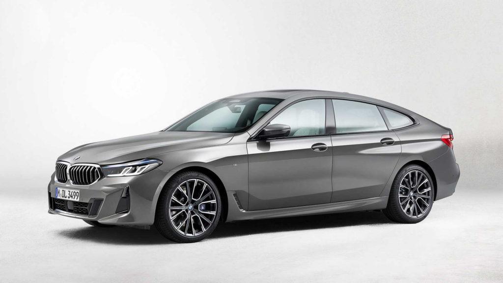 BMW เปิดตัวรถใหม่ - ด้านซ้าย