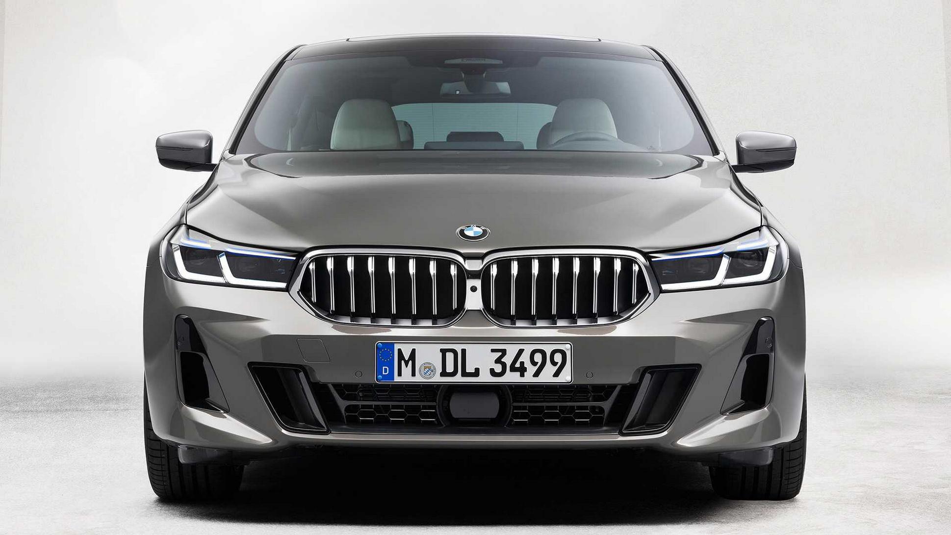 BMW เปิดตัวรถใหม่ - ด้านหน้า
