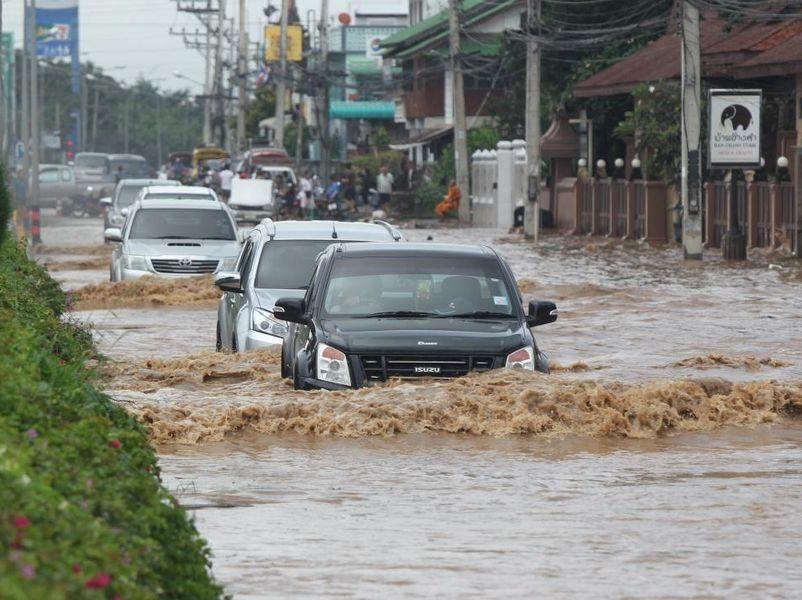 สิ่งที่ควรเช็ครถยนต์หลังช่วงน้ำท่วม