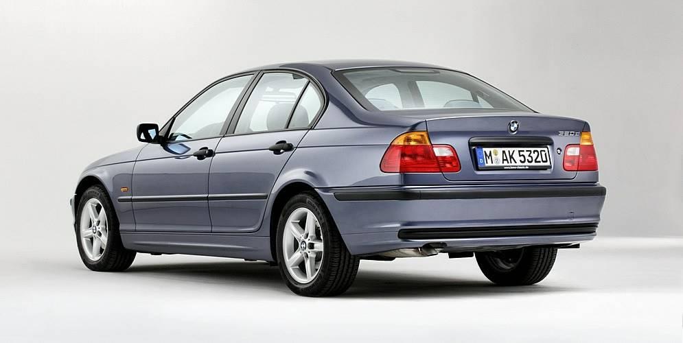 รถยนต์ BMW 2