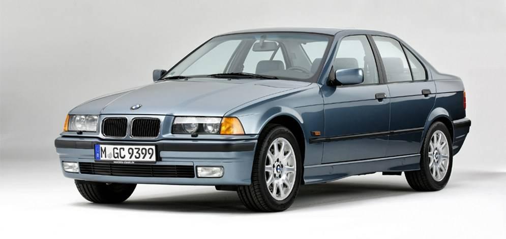 รถยนต์ BMW 3