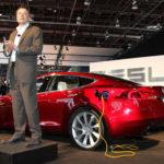 Tesla พร้อมจำหน่าย รถยนต์พลังงานไฟฟ้า รุ่นประหยัดในอีกสามปีข้างหน้า