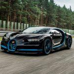 บูกัตติชีรอน กับรถความเร็วสูงสุดเท่าที่มีการทดสอบ