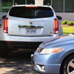 ระบบเบรกอัตโนมัติ ฟีเจอร์สำหรับอนาคต ระหว่างถอยรถ