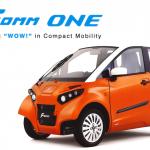 Fomm One นวัตกรรมใหม่รถยนต์ขนาดเล็ก รถไฟฟ้าขนาดจิ๋ว ลอยน้ำได้